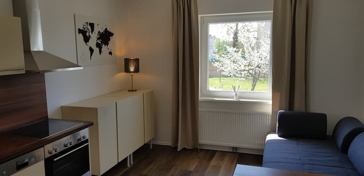Modern apartment fully furnished near Linz