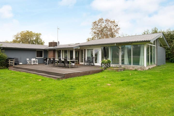 Luxurious Holiday home in Jutland with Sauna
