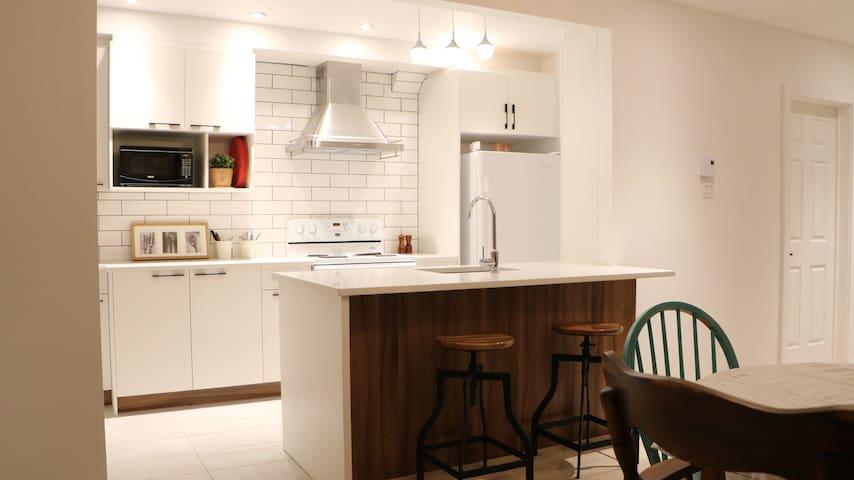 Charming space in historic building - Montréal - Apartment