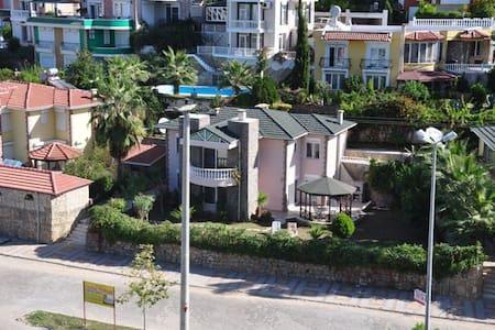 Villa Mediterranean - Konaklı Belediyesi