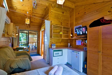 Cosy Unit-for-Two at Keren's Place - Cabin