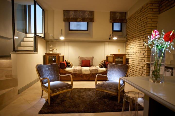 Vatican design loft