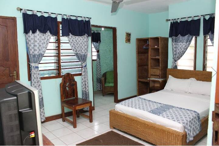 Marcus Garvey Guest Room