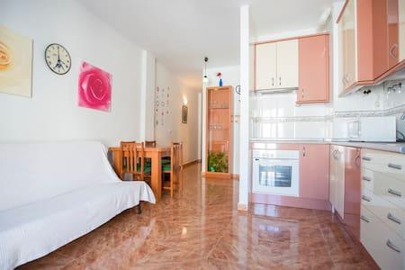 Agradable apartamento en Carboneras - Carboneras