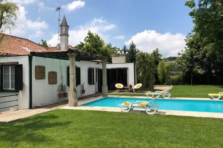 Casa Paços de Ferreira com piscina