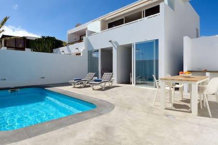 Villa Sunrise Private Pool Sea, views and Wifi!! - Tías - Villa
