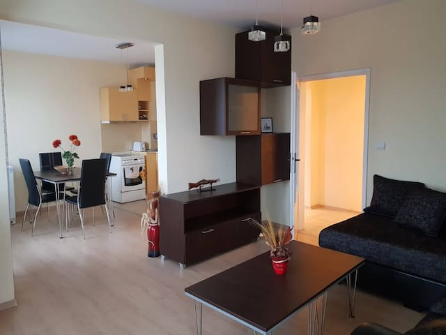 Nice apartment in the top center of Pazardzhik