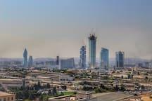 Baku Olympic Stadium Apartments