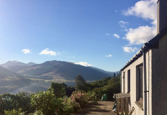 Craigmore (double ensuite room with amazing views)