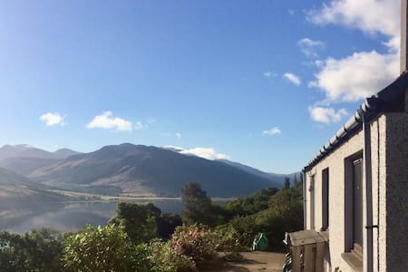 Craigmore (double ensuite room with amazing views) - Letters