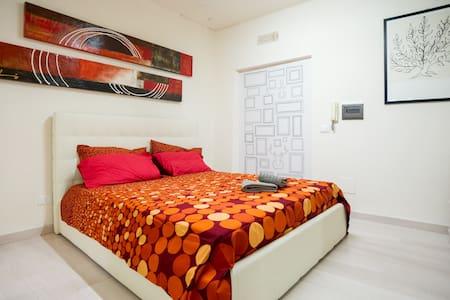 Comodo appartamento per coppie e famiglie - Viterbo - Appartamento