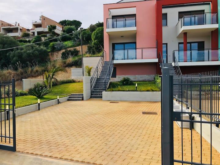 """""""Borgo Guardiola Villa"""" near Cefalù"""
