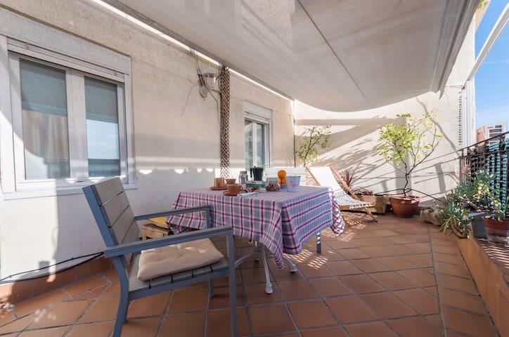 Los tejados de Aratz