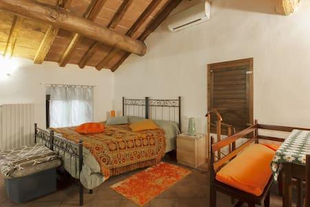 Accogliente mansarda - Torrazza - Apartment