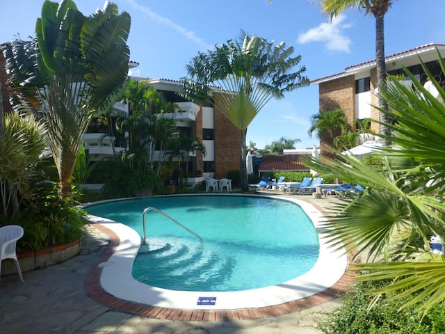 Apartment at Central Sosua, gated community - Sosúa - Appartement