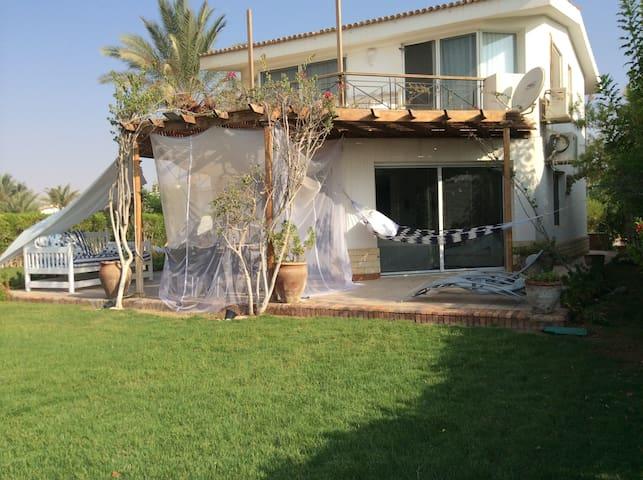 Luxury Villa mar rosso Aein Soukna