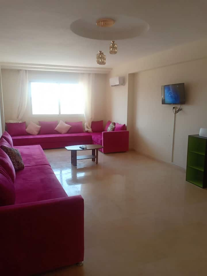 Appartement coquette rose n25