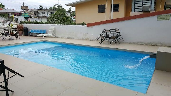 Hostal Quinta Santa Elena  Hab.1-2 camas