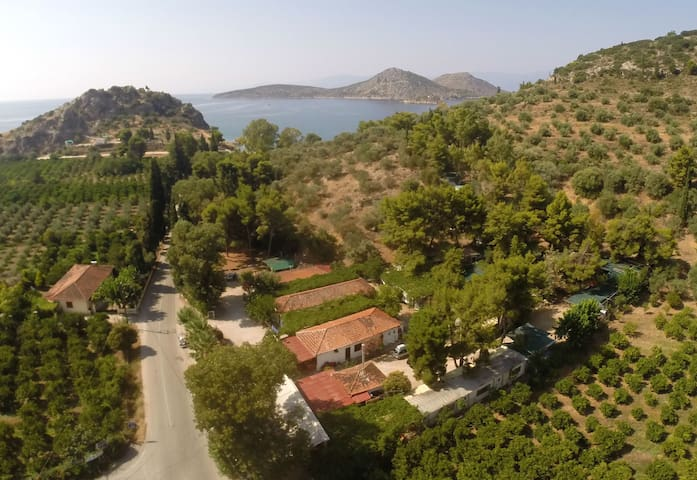 XeniCamp & Bungalows-Agrotourism Holiday Village
