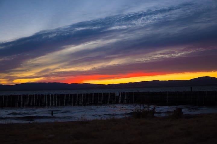 Blair Lake Retreat, Entire PropertyPrivate