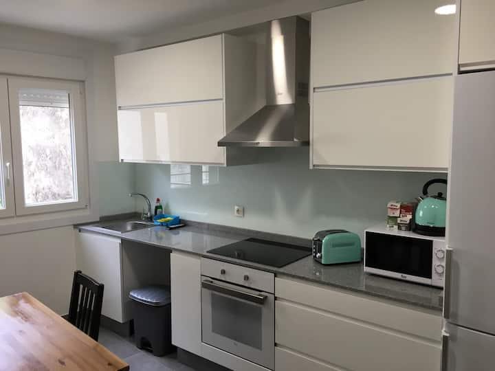 Apartamento nuevo con wifi
