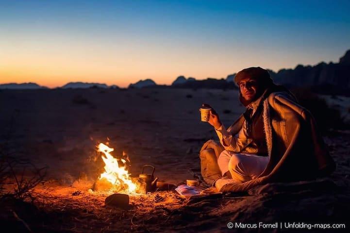 Wadi Rum Moon Camp