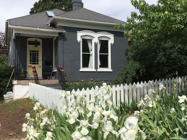 Cozy Historic Avenues Home