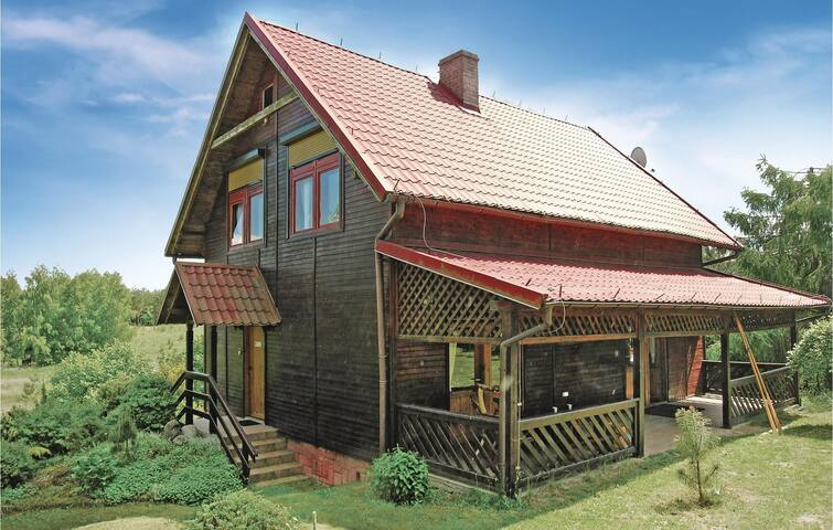 Holiday cottage with 5 bedrooms on 112m² in Ostaszewo