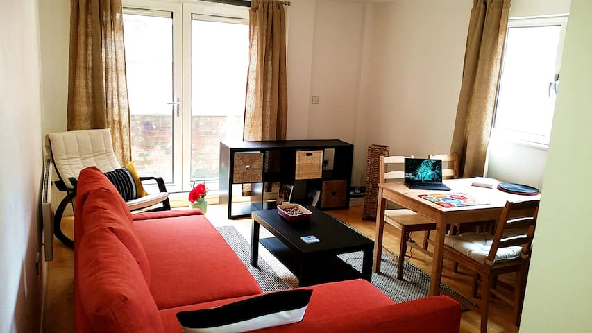Single Room in the heart of Nottingham - Nottingham - Wohnung