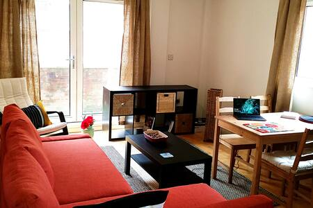 Double Room in the heart of Nottingham - Apartment