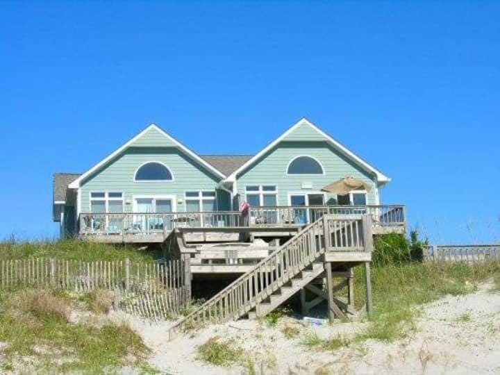 SeaDream Oceanfront Luxury Duplex