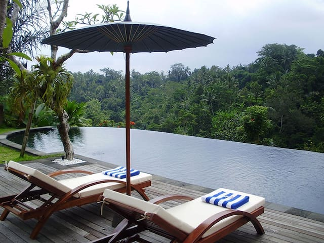 Luxury 1BR Pool Villa closed to Tegalalang, Ubud - Tegallalang - 別墅