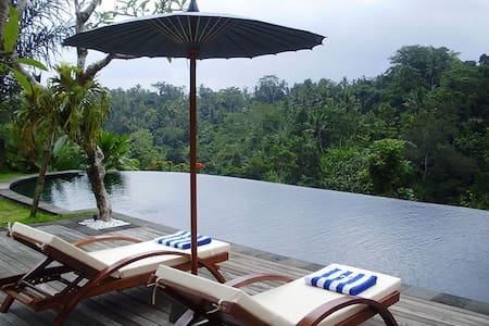 Luxury 1BR Pool Villa closed to Tegalalang, Ubud - Villa