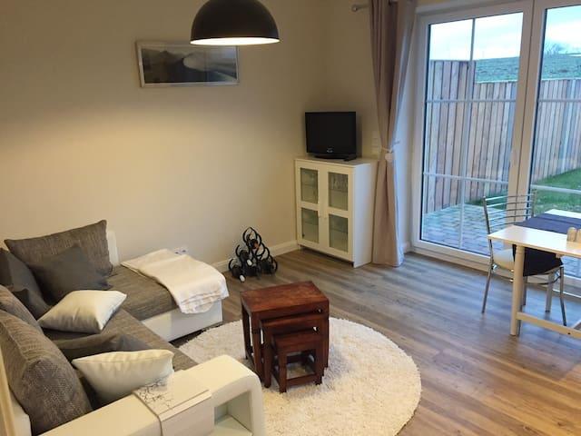 Wohnzimmer/ Esszimmer