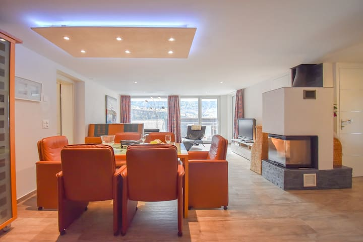 Exclusive, apartment close to the Aletsch glacier
