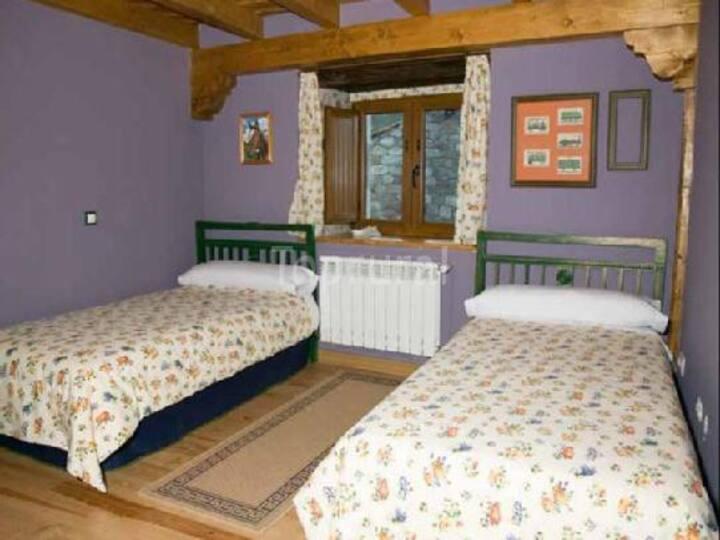 Casa Rural El Corcu, Argüeso