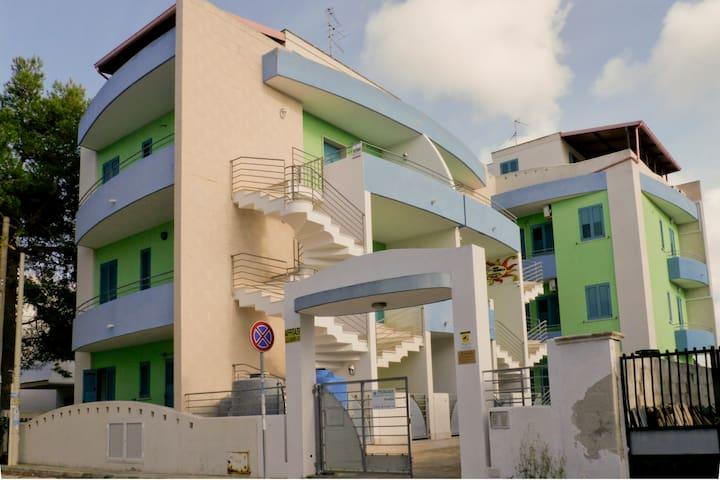Appartamento Robinia2 in baia verde