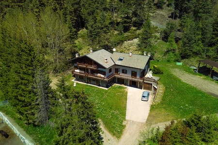Secluded Alpine Retreat - Ortles