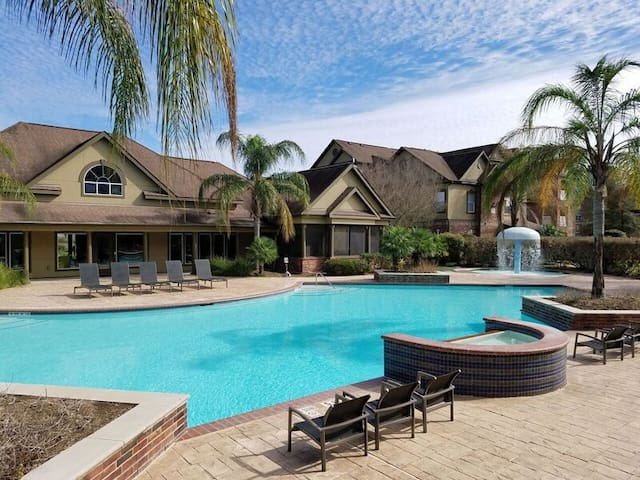 Super Bowl Apartment --10 Miles from Stadium - Pearland - Apartemen