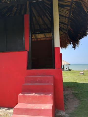 Cabañas Los Espejos (Cabaña Roja)