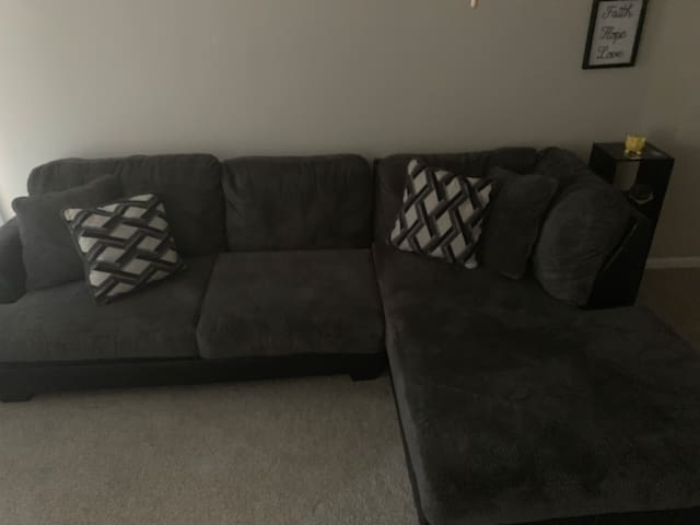 On a budget? Crash on my couch!