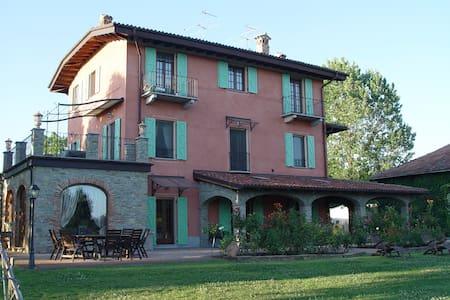 La tua bellissima casa in campagna - Capriata d'Orba