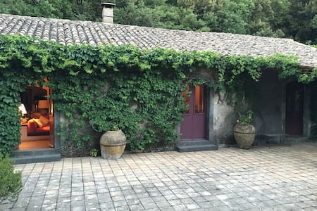 Strawberries's Home inside Etna Park - Milo