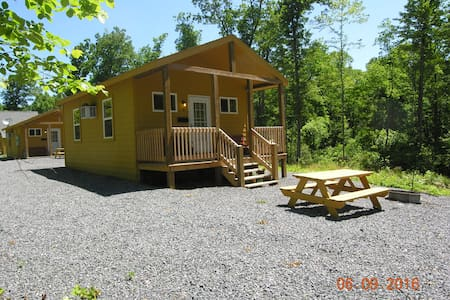 Cabin # 6 - New River Cabin - Fayetteville/Hico WV - Fayetteville