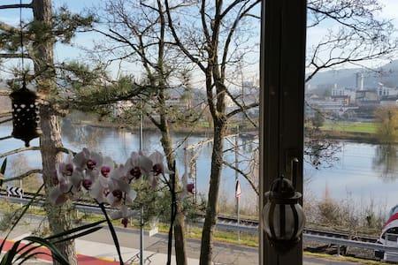Biedermeier Bett sucht Besucher - Wettingen - Wohnung