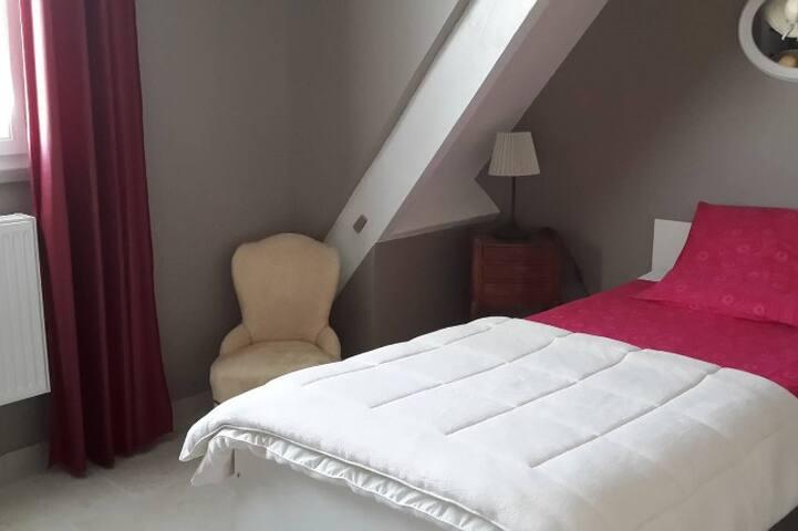 Chambre privée avec sa salle de douches à Bouafle - Bouafle