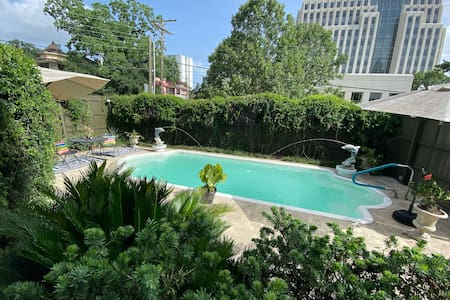 Historic Property: Near Capitol/Downtown w/Pool.