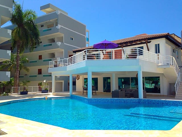 NEW OceanViewApt.501A - Boca Chica - Loft
