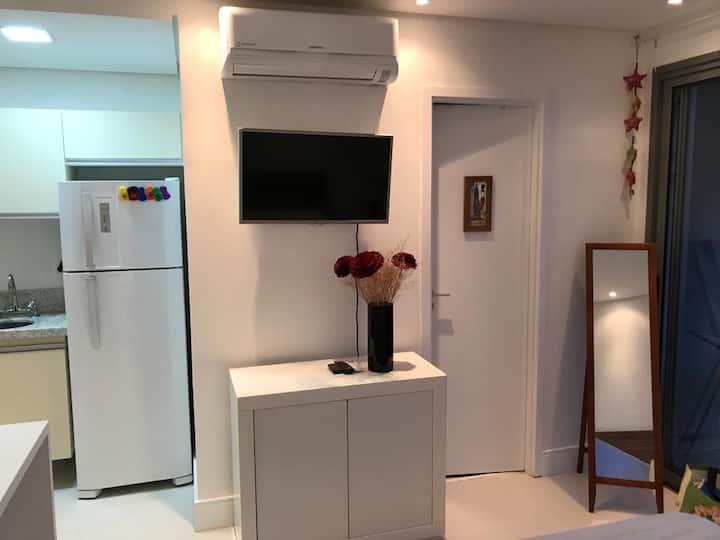 Moderno e confortável Studio na Vila Olímpia