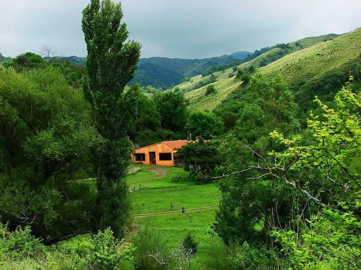 Cabañas Las Perdices - Candonga